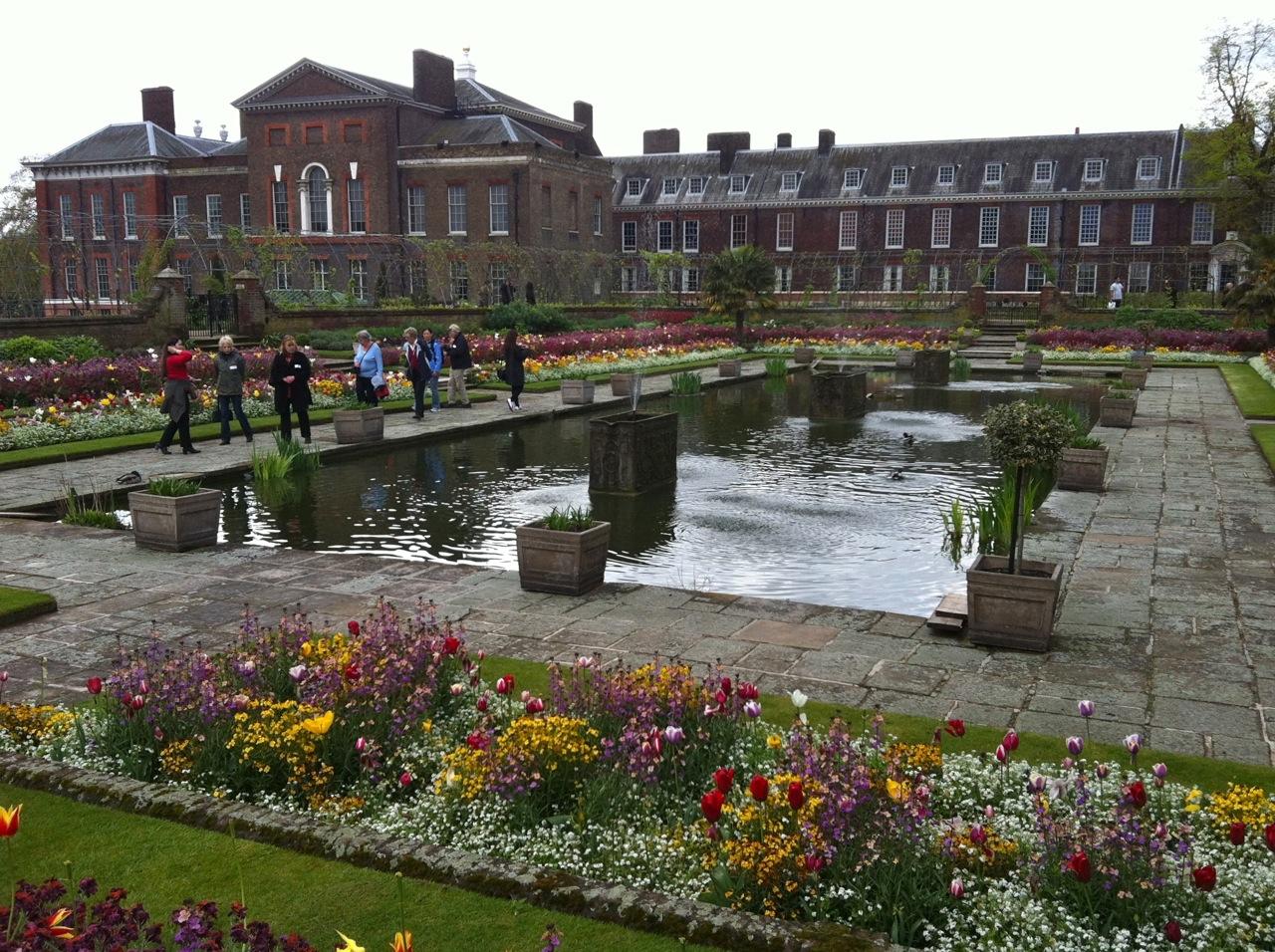 Kensington Palace Garden History Tours