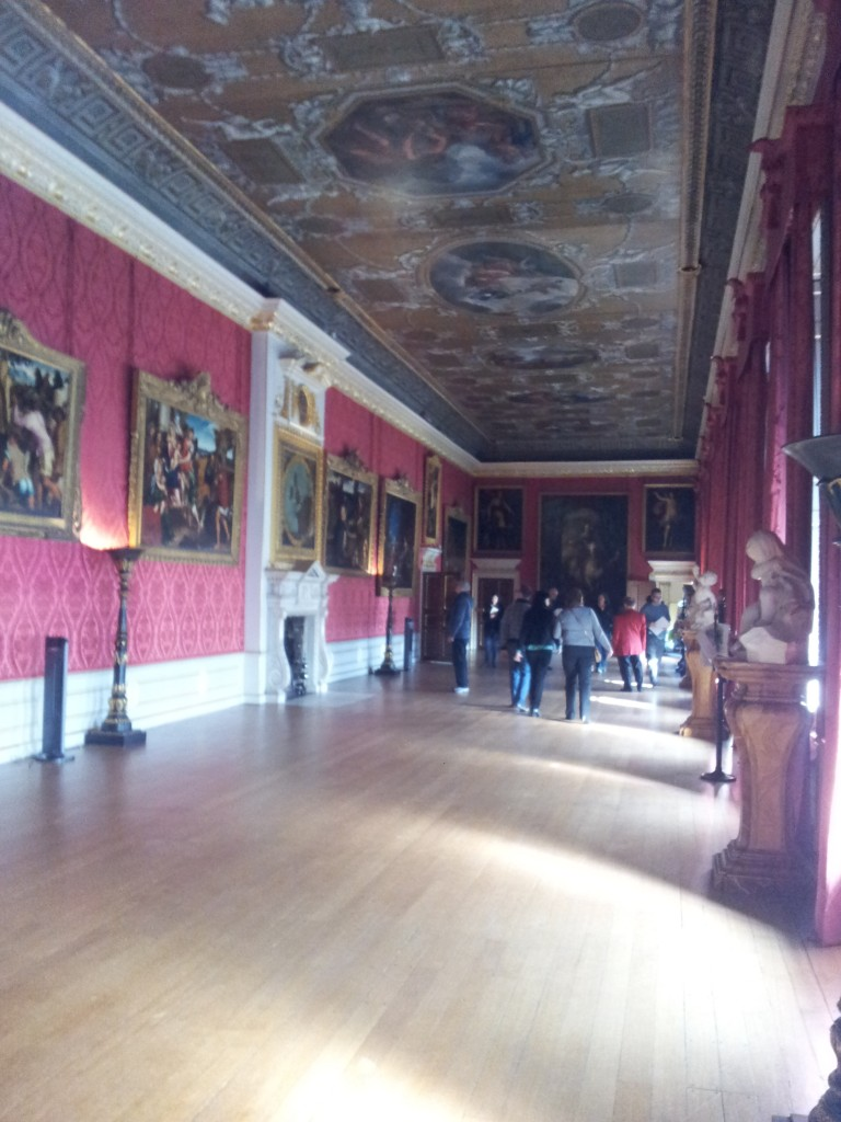 The King's Gallery, Kensington Palace. Photo: Andrea Zuvich
