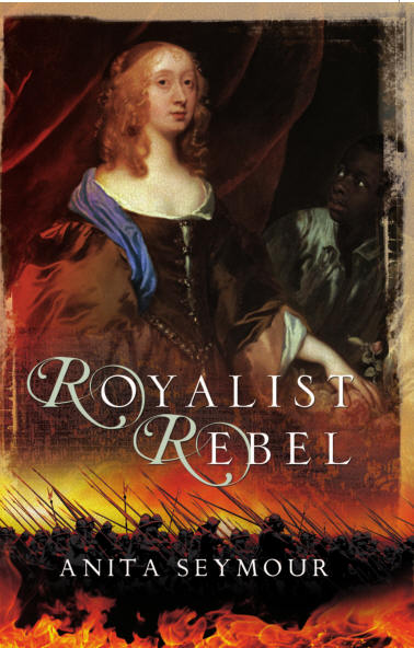 Royalist Rebel Cover