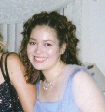 Me in High School in 2001.