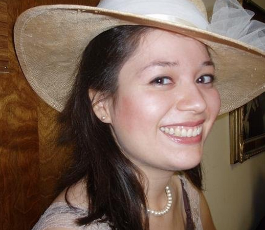 At my friend's wedding, 2007.