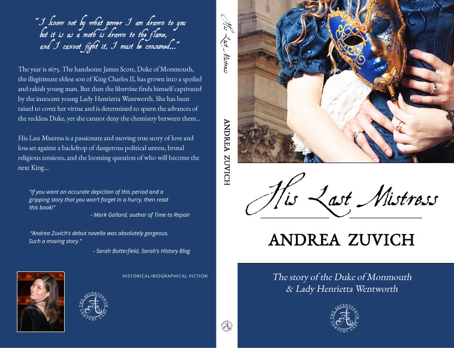 His Last Mistress Book Cover