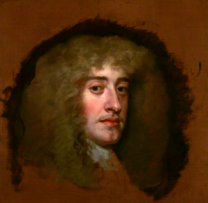 King James II by Sir Peter Lely, circa 1665-1670. © National Portrait Gallery, London