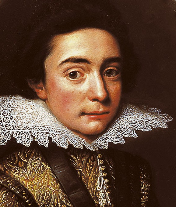 Der junge Friedrich V. im Jahre 1613. Artist: Michiel Jansz. van Mierevelt (1567–1641). Wikimedia Commons.