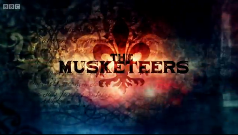 The Musketeers Title