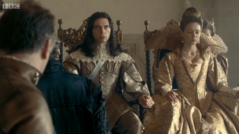 The Musketeers Ep 1