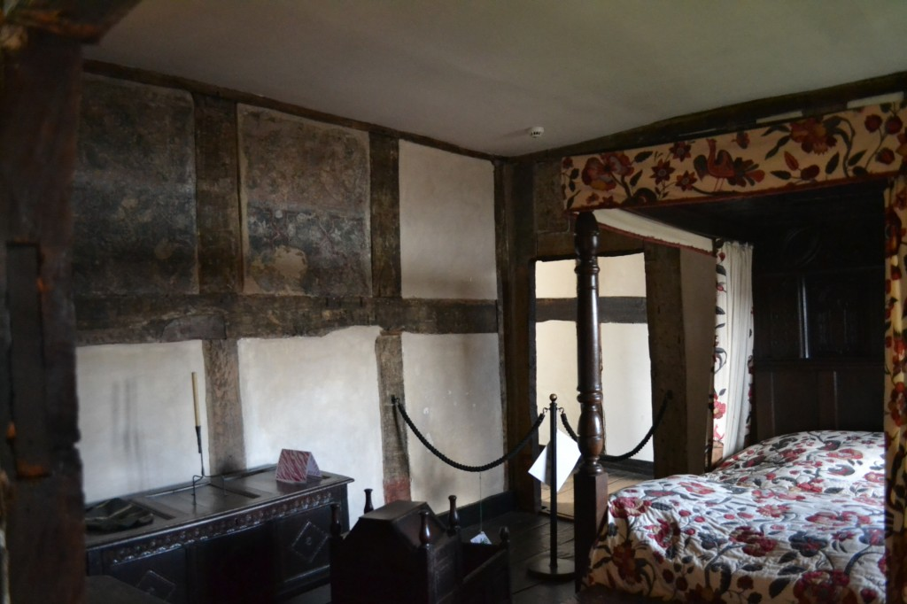 The Painted Chamber, other view, Blakesley Hall, Photo: Andrea Zuvich