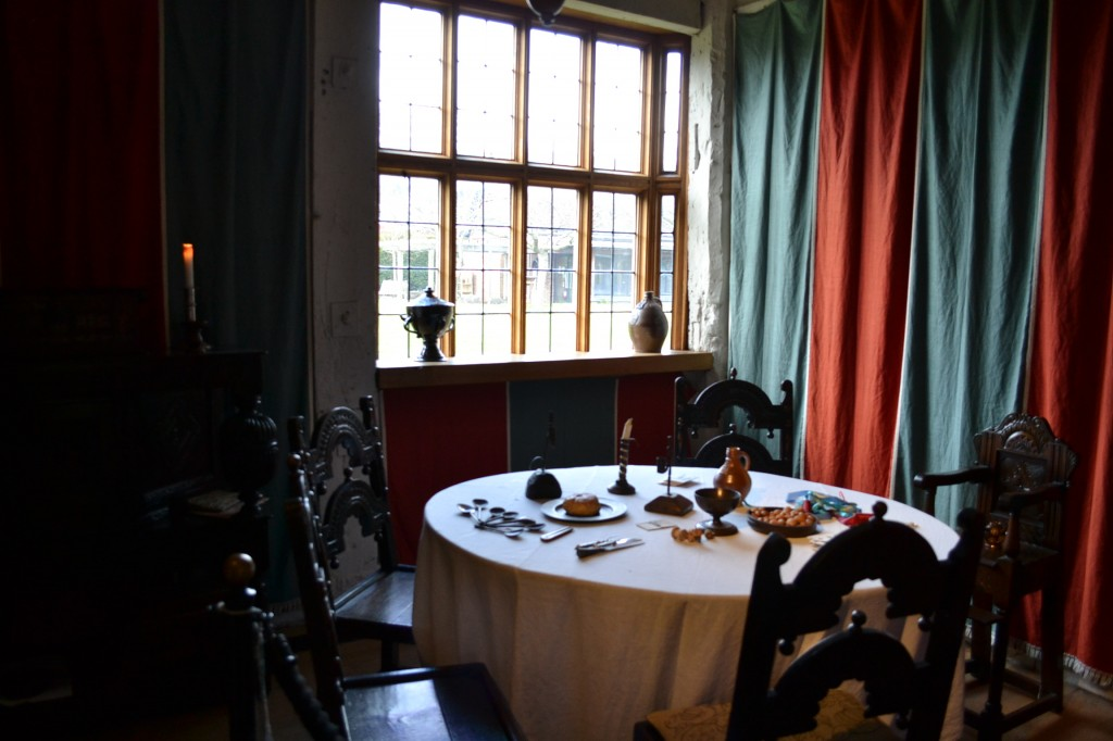 The Little Parlour in Blakesley Hall, Photo: Andrea Zuvich