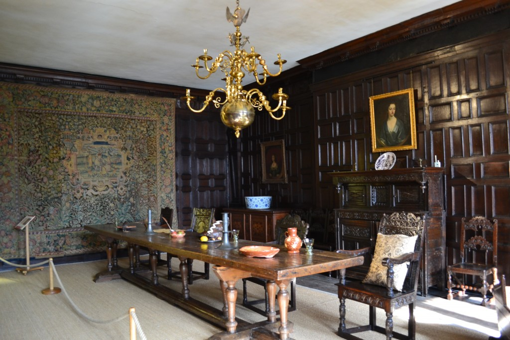 The Great Parlour, Aston Hall. Photo: Andrea Zuvich