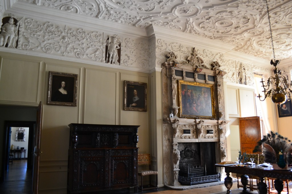 The Great Dining Room, Aston Hall. Photo: Andrea Zuvich