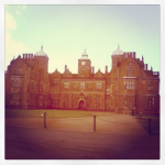 Aston Hall. Instagram picture by Andrea Zuvich