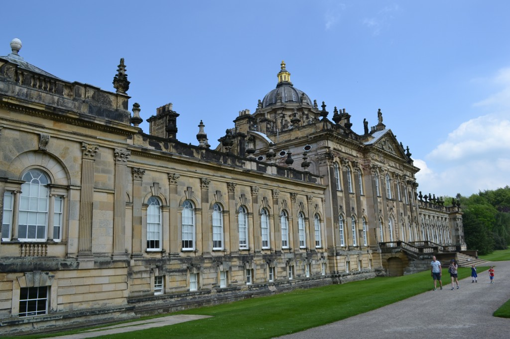 Castle Howard © Andrea Zuvich