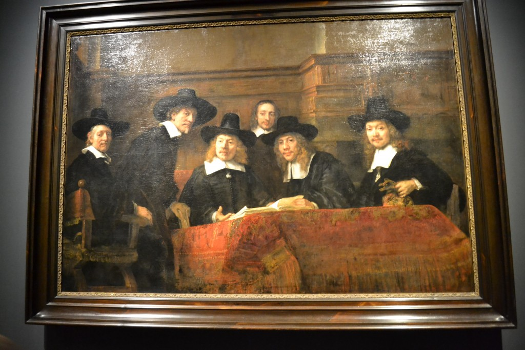 Rijksmuseum. On loan from the City of Amsterdam. © Rijksmuseum