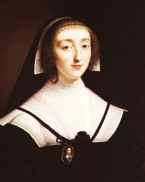 Katherine_Manners_Duchess_of_Buckingham_in_Mourning