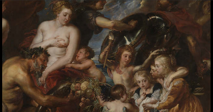 Peter Paul Rubens, 'Peace and War', 1629–30