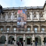 The Royal Academy entrance