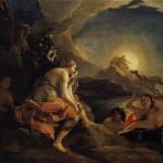 Oil on canvas, 131 x 159 cm Grand Trianon, Versailles, via the Web Gallery of Art.