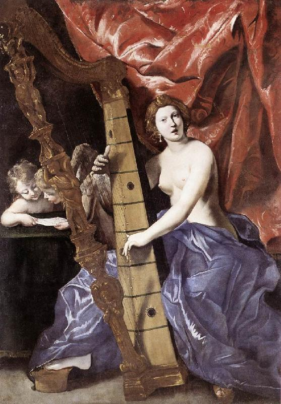 Painting by Giovanni Lanfranco
